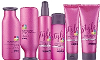 Pureology Smooth Perfection Creates Frizz-Free Blowouts for Color-Treated Hair