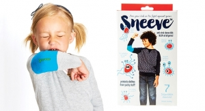 Ah-choo! The Sneeve Catches Germs from the Vampire Sneeze