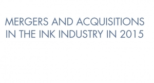 Mergers and Acquisitions in the Ink Industry During 2015
