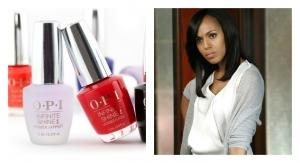 OPI Names 'Scandal-ous' Brand Ambassador