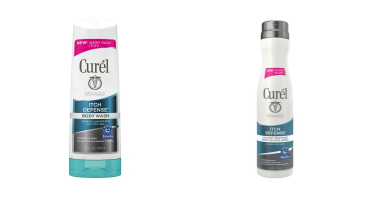 Curel Targets Itchy Skin with Two New Products