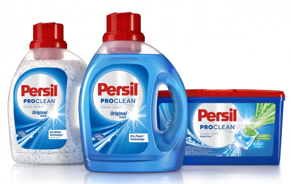 Persil Comes To Walmart