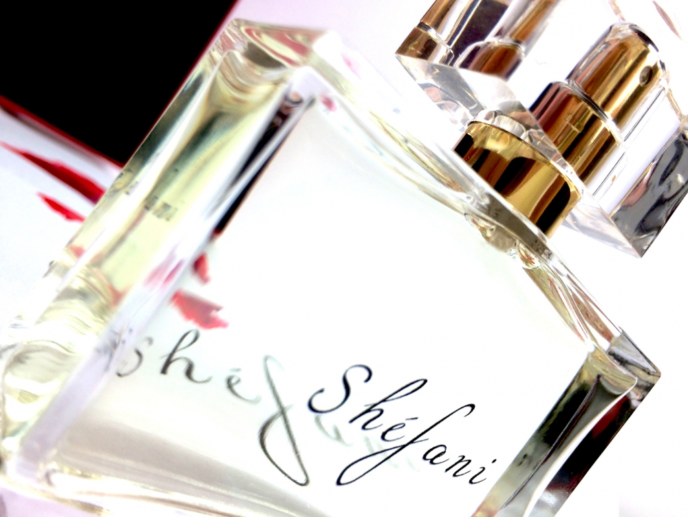 'Shefani' Scent Celebrates Celebrity Couple
