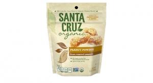 Santa Cruz Organic Offers Peanut Powder