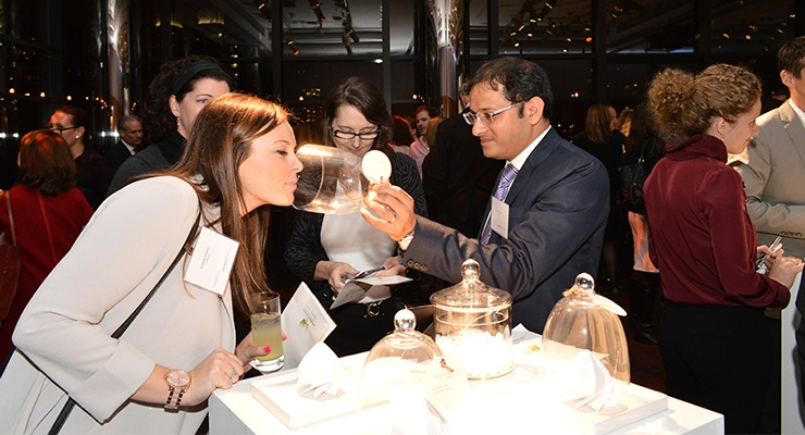 Firmenich's Global Sourcing Efforts Revealed in NYC