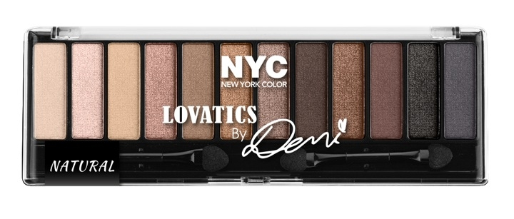 NYC Color Debuts Demi Lovato Collection