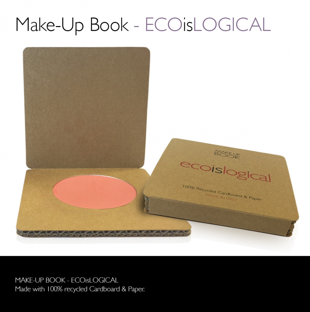 Ecocert Approves Make-Up Book