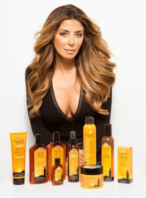 Agadir Argan Oil Names First Brand Ambassador