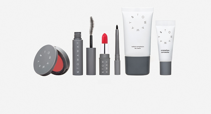 Stowaway Cosmetics: Packaged to Go