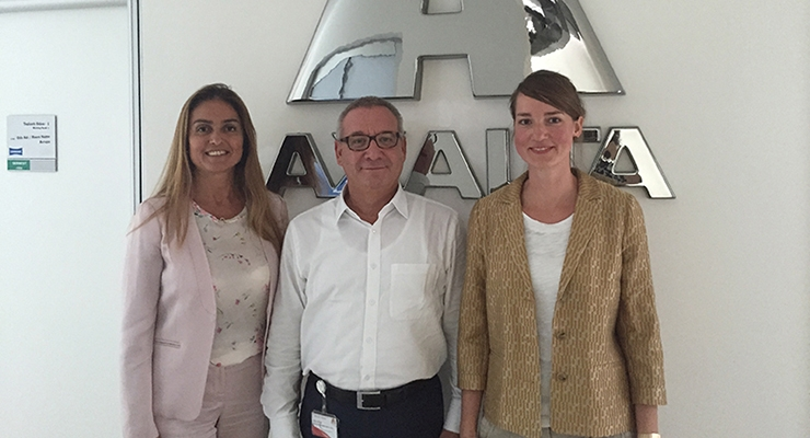 Axalta Coating Systems Announces Scholarship for Sabanci University Student