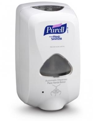 Gojo Linking Purell to Amazon Dash
