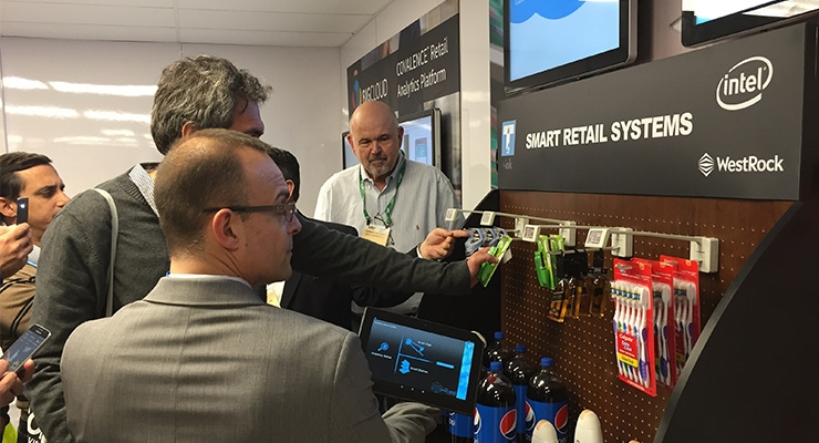Intriguing New Technologies Showcased at NRF BIG Show 2016