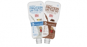 Ready-To-Mix Pouch Provides Protein & Electrolytes