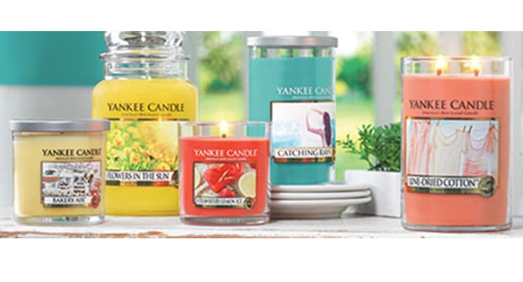 Spring Arrives at Yankee Candle
