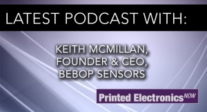 Keith McMillan - BeBop Sensors Founder and CEO
