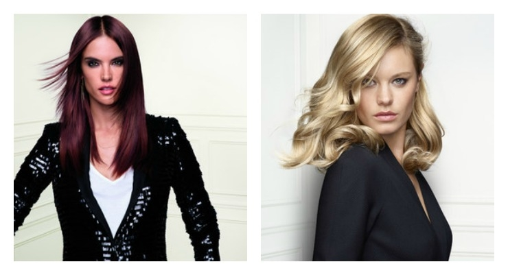 The 2 New Faces of L'Oréal Professionnel's Glam Team