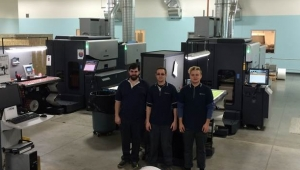 Eurostampa Group adds three HP Indigo digital presses