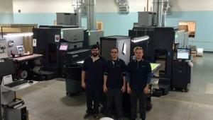 Eurostampa Group adds three HP Indigo digital presses