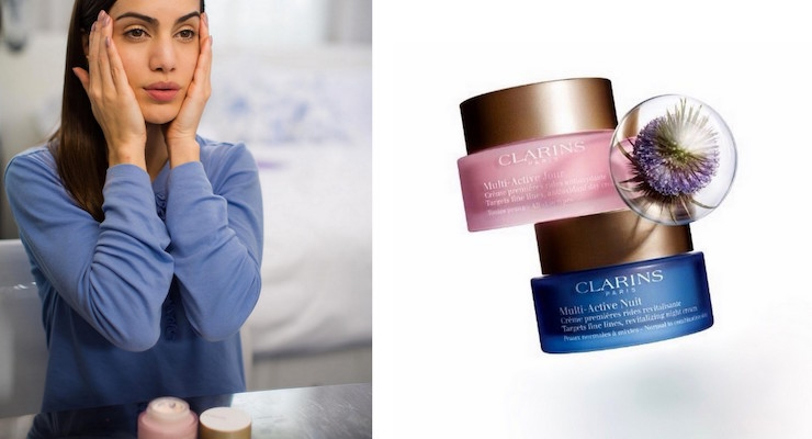 Clarins' New Campaign Targets Millennials & Changes the Conversation About Aging