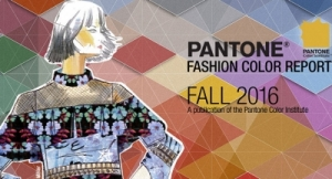 Pantone Reveals Fall 2016 Color Report