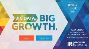 Turning Big Data into Action at IRI