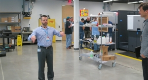 HP technologies enhance label production
