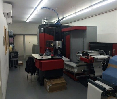 Canada's Access Labels adopts Xeikon 3030 press