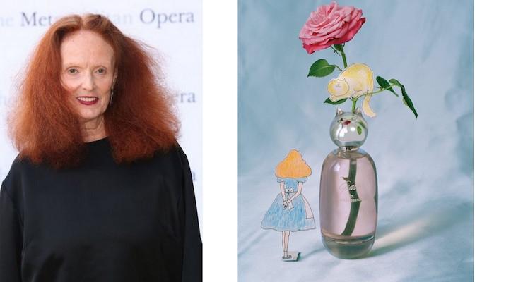 Grace Coddington To Launch A Fragrance, Developed by Commes Des Garcons
