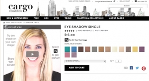 Cargo Taps FaceCAKE Marketing For Online Makeup Application