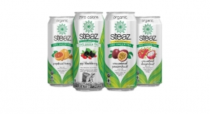 Steaz Adds Four Flavors to its Line of Organic Iced Green Tea Beverages