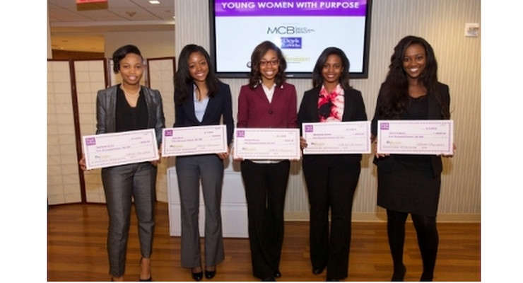 Dark and Lovely Partners Students with Mentors at L'Oreal