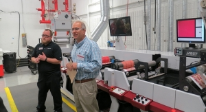 Mark Andy celebrates 70th anniversary at Open House