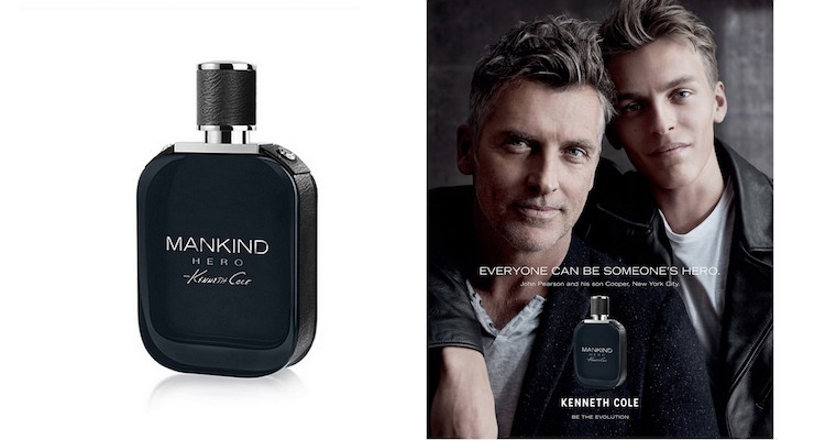 Kenneth Cole Launches New Mankind Hero Fragrance