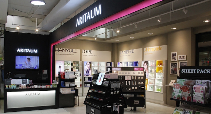 AmorePacific's K-Store Concept Expands in North America