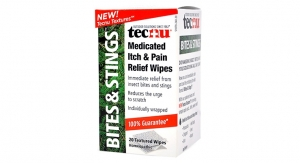Tec Labs Launches Insect Pain Relief Wipes