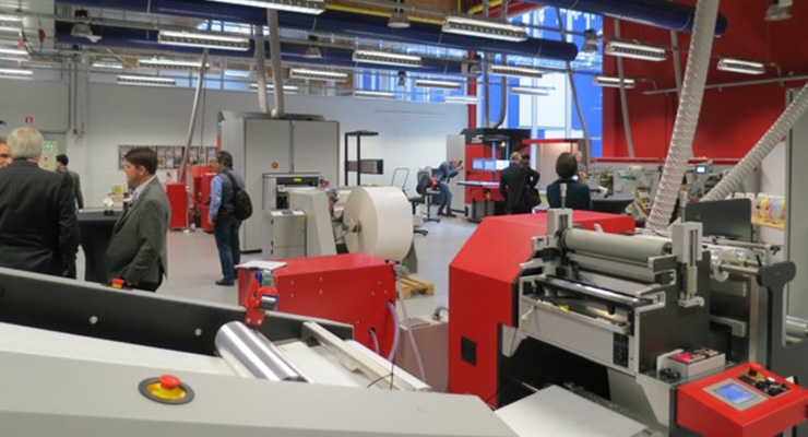 Xeikon Showcases New Technologies at Pre-drupa Event