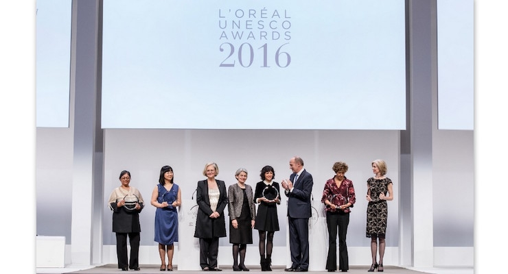 L'Oreal's New Plan To Support Women in Science