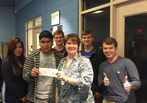PPG Foundation Supports Dorman High School Engineering Club