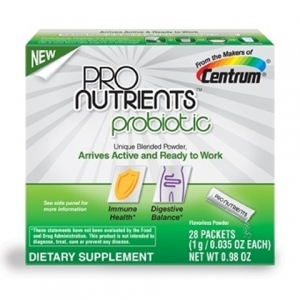 ProNutrients and Centrum Specialist