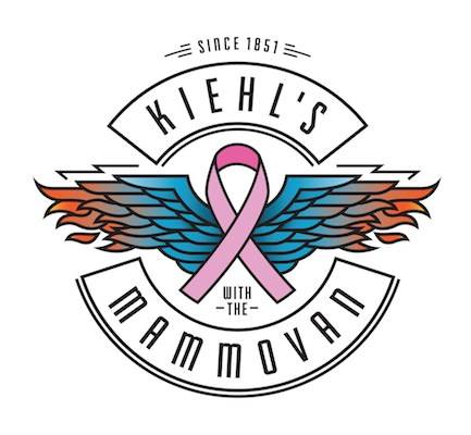 Kiehl's Completes LifeRide for The Mammovan