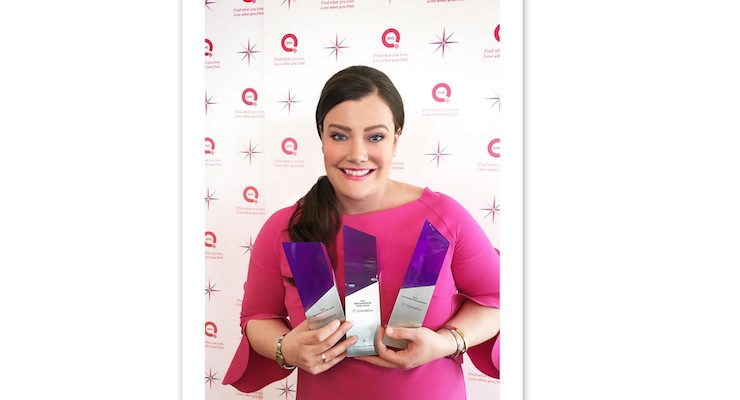 IT Cosmetics Wins QVC Vendor of the Year Award
