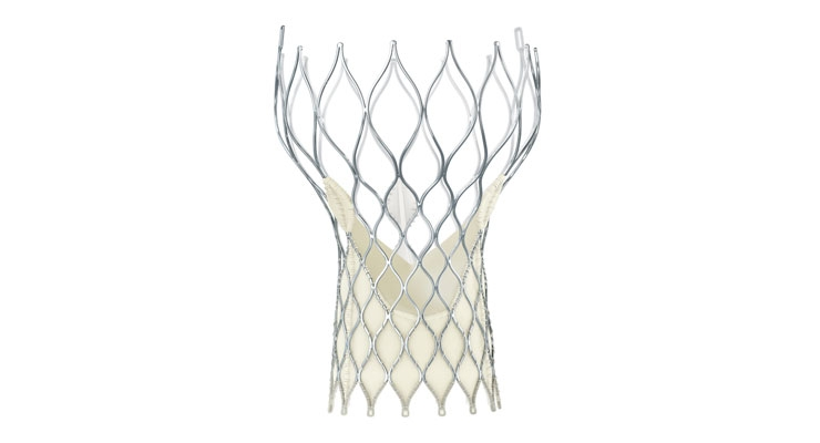 Positive Data Reported from Medtronic's Corevalve High Risk Study