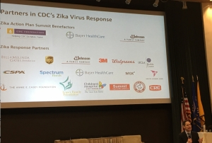 CPG Companies Provide Zika Relief