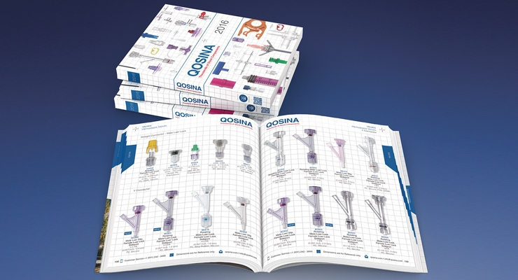 Qosina Adds Over 400 Products to the NEW 2016 Catalog