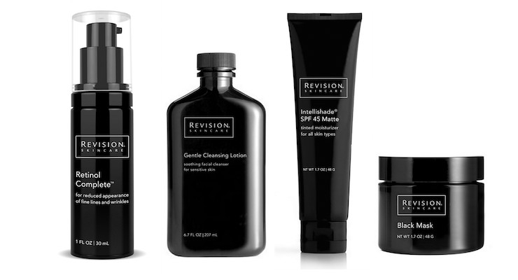 Black Is A Design Trend For Skin Care Beauty Packaging