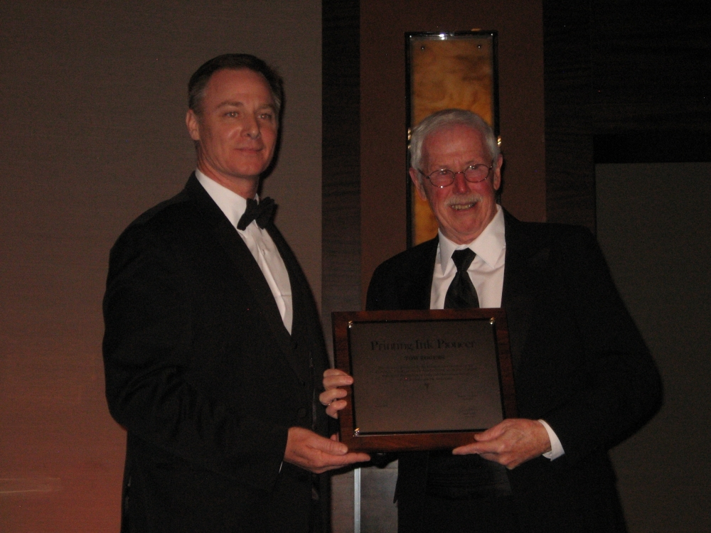 2016 NAPIM Ault and Printing Ink Pioneer Awards