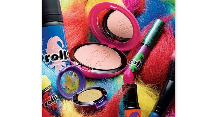 MAC's Colorful Trolls Line To Launch in July