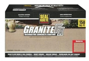 Seal-Krete launches GraniteFX Decorative Concrete Coating