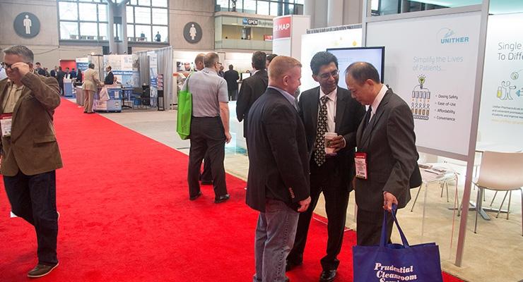 Photos from INTERPHEX Show Floor