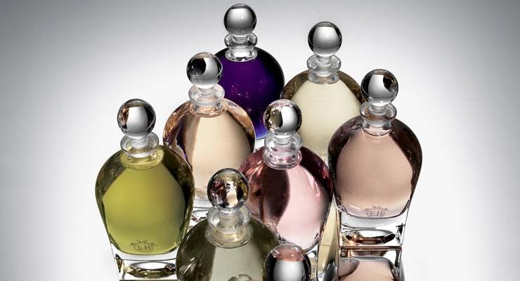 Eric Buterbaugh Fragrances Launch at Saks